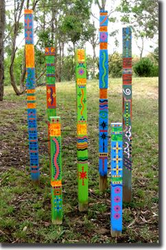 paintedtotems