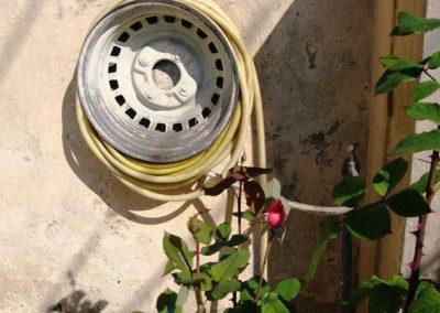 hose wheel