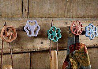 paintedf aucet handles