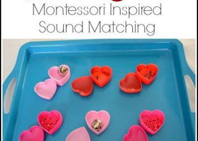 sound matching valentines