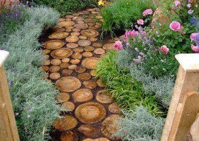 stump path